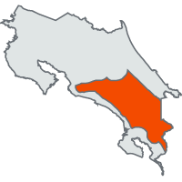 South Central Region of Costa Rica
